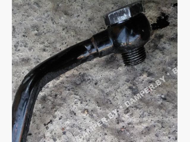 Трубка масляного радиатора   09128107