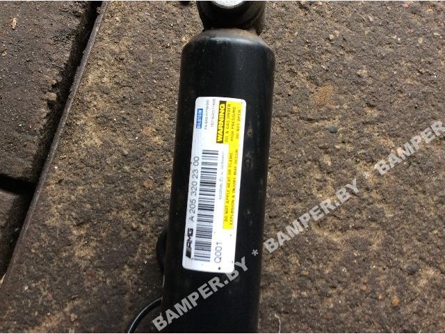 Стойка амортизатора заднего левого   A2503202300