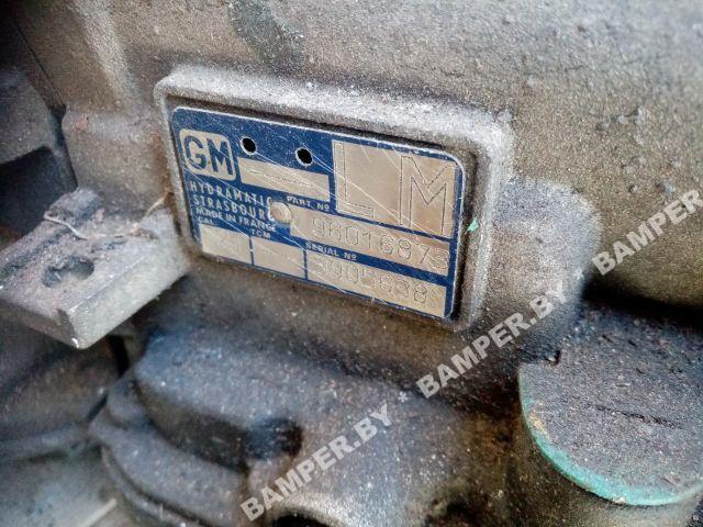 Коробка передач автоматическая (АКПП)   96016873