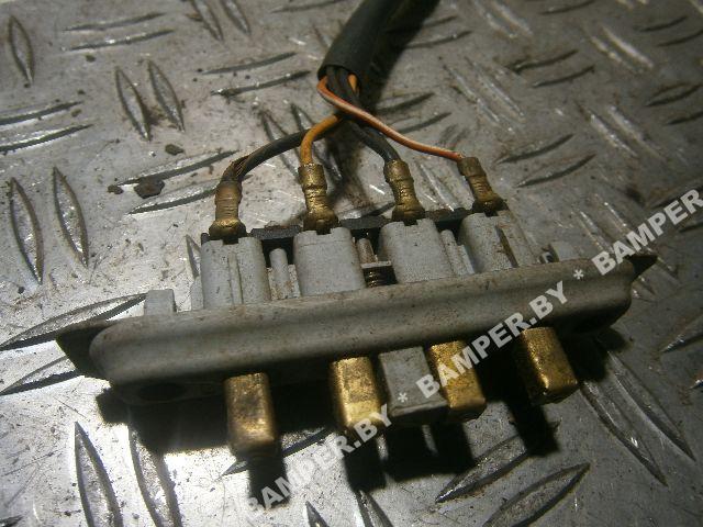 Проводка крышки багажника